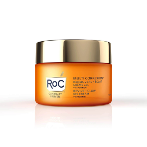 ROC MULTI CORREXION REVIVE & GLOW CREMA VISO GEL ILLUMINANTE 50ML