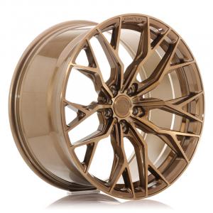 Cerchi in lega  CONCAVER  CVR1  22''  Width 10,5   PCD Custom  ET Custom  CB 74,1    Brushed Bronze
