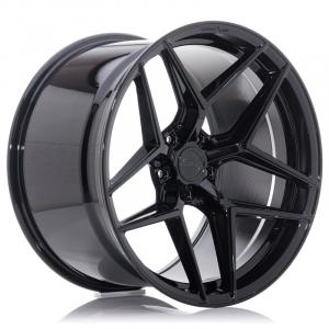 Cerchi in lega  CONCAVER  CVR2  20''  Width 9,5   PCD Custom  ET Custom  CB 72,6    Platinum Black