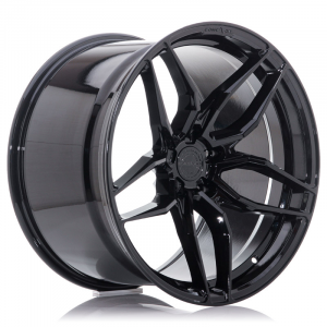 Cerchi in lega  CONCAVER  CVR3  21''  Width 11   PCD Custom  ET Custom  CB 74,1    Platinum Black