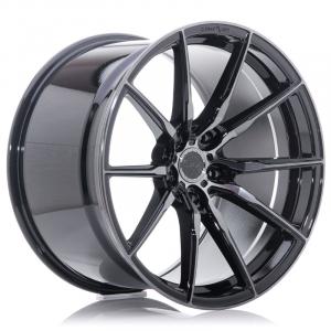 Cerchi in lega  CONCAVER  CVR4  22''  Width 11,5   PCD Custom  ET Custom  CB 74,1    Double Tinted Black