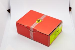 Ferrari F1/87 F1 Japanese GP 1987 M. Alboreto - Winner G. Berger 1/43 Tameo Kit