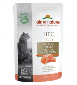 Almo Nature - HFC Cat - Adult - Jelly - 55g x 6 buste