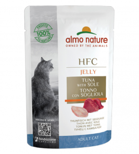 Almo Nature - HFC Cat - Adult - Jelly - 55g x 24 buste