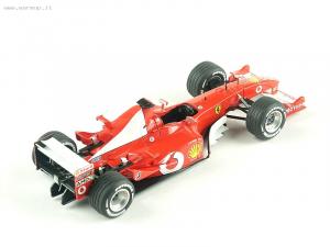 Ferrari F2002 Australian Gp 2003 M. Schumacher - R. Barrichello 1/43 Tameo Kit