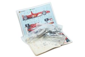 Ferrari F 2003 GA Press Version 1/43 Tameo Kit