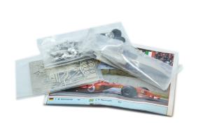 Ferrari F2003-GA Spanish GP 2003 Winner M.Schumacher - R. Barrichello 1/43 Tameo Kit