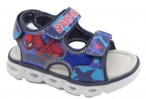 Sandali Spiderman con luci dal 24 al 32