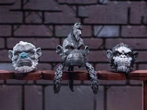 *PREORDER* Animal Warriors of the Kingdom: HEADS SET 2 by Spero Studios