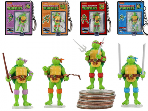 Teenage Mutant Ninja Turtles Micro Wave 1 by Super Impulse