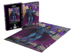 Masters of the Universe Puzzle: SKELETOR 1000 pezzi by Mondo