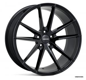 Cerchi in lega  VEEMANN  V-FS25  20''  Width 10   5x120  ET 43    Gloss-Black