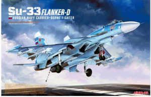 Su-33 Flanker-D