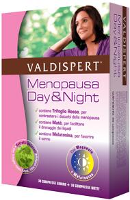 VALDISPERT MENOPAUSA DAY&NIGHT 30+30