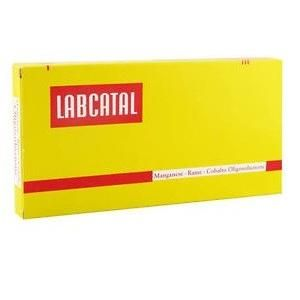 LABCATAL NUTRITION MANGANESE RAME COBALTO