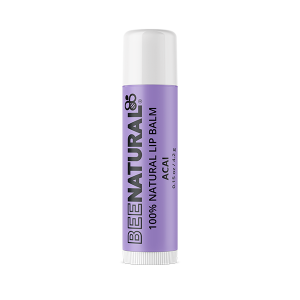 BEE NATURAL LIP BALM ACAI BERRY
