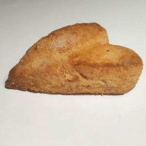 MANTECADO CORAZÓN (250 g)