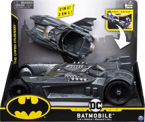 BAT BATMOBILE AUTO BATMAN 6055952 SPIN MASTER new