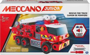 MECCANO JUNIOR CAMION POMPIERI LUCI E SUONI 6056415 SPIN MASTER new