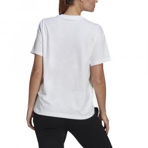 Adidas T-Shirt Logo Bianca da Donna