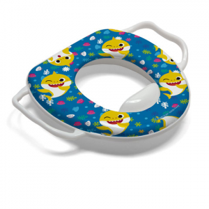 Riduttore per WC da 30 x 36 x 6 cm Baby Shark