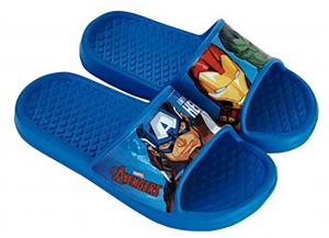 Ciabatte Avengers da spiaggia o piscina - ciabatte Avengers per bambini
