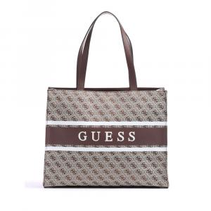 Shopper GUESS HWJY7894230 BRO -21