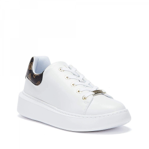 Sneakers donna GUESS FL6B2RFAL12 WHIBR -21