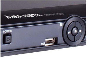 New Majestic HDMI-579 DVD Player