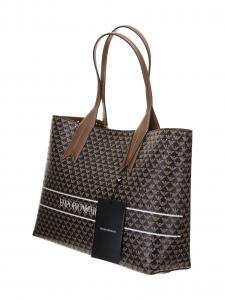Emporio Armani Borsa Shopping Brown