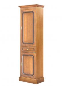 Armario columna 2 puertas 1 cajón 197 cm