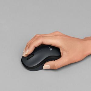 Logitech M220 Silent mouse Ambidestro RF Wireless Ottico 1000 DPI