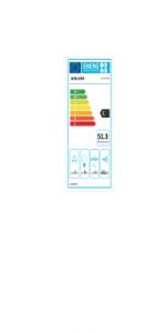 Glem Gas GHC631WH cappa aspirante Incassato Bianco 235 m³/h C