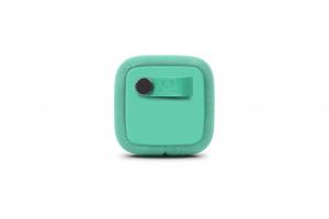 Fresh 'n Rebel Rockbox Bold S Peppermint | Altoparlante Bluetooth Waterproof IPX7, verde acqua
