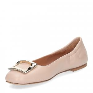 Anna de Bray ballerina SQ051 pelle rosa-4