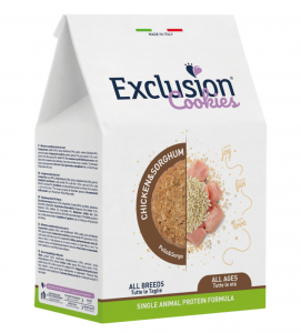 Exclsuion - Cookies - Monoprotein - 300gr