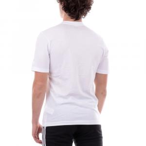 Adidas T-Shirt Essential Bianca da Uomo