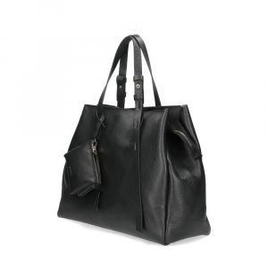 Loristella borsa Ashley 2440 pelle nera-2