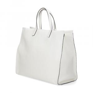 Loristella borsa Sofia 2510 pelle bianca-3