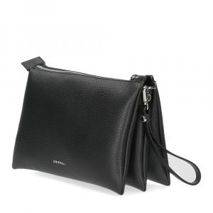 Loristella borsa pochette Lily 2525 pelle nera-3