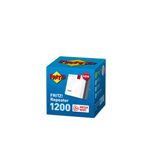 AVM FRITZ!Repeater 1200 International 1266 Mbit/s Bianco
