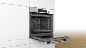 Bosch Serie 4 HBA314BR0J forno Forno elettrico 71 L 2900 W A Acciaio inossidabile