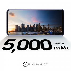 Samsung Galaxy A21s SM-A217F/DSN 16,5 cm (6.5