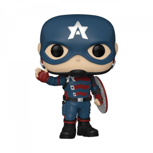 *PREORDER*  The Falcon and the Winter Soldier POP! Vinyl Figure: CAPTAIN AMERICA by Funko