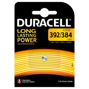 Duracell 392/384 batteria per uso domestico Batteria monouso Ossido d'argento (S)