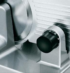 RGV Olimpia 25 GL affettatrice Elettrico 140 W Alluminio
