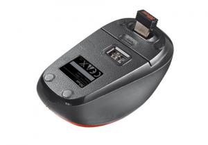 Trust 19522 mouse RF Wireless Ottico 1600 DPI