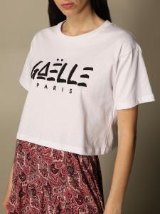 T-shirt a scatoletta gaelle paris