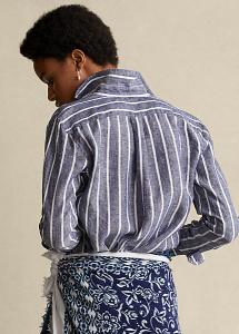 Camicia donna lino R.L ART.780668