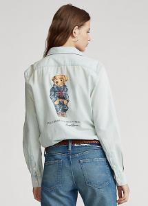 Camicia donna denim R.L ART.784196